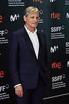 Viggo Mortensen attend The Donostia award gala, during the 68th San Sebastian Donostia International Film Festival - Zinemaldia.September 24,2020.(ALTERPHOTOS/Yurena Paniagua)