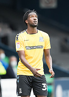 Miles Mitchell-Nelson, Southend United, during Southend United vs West Ham United Under-21, EFL Trophy Football at Roots Hall on 8th September 2020
