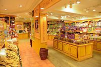 La Cure Gourmande Candy Shop in Brugge, Belgium