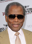 Sidney Poitier at The Weinstein Company L.A. Premiere of Inglourious Basterds held at The Grauman's Chinese Theatre in Hollywood, California on August 10,2009                                                                   Copyright 2009 DVS / RockinExposures