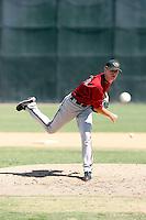 Chase Anderson - Arizona Diamondbacks, 2009 Instructional League.Photo by:  Bill Mitchell/Four Seam Images..