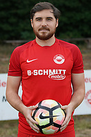 Andre Schneider (RW Walldorf) - Mörfelden-Walldorf 04.08.2020: Mannschaftsvorstellung von Hessenligist Rot-Weiss Walldorf für die Saison 2020/21