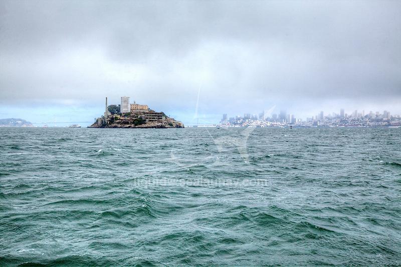 Alcatraz, San Francisco, California, United States of America