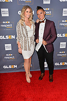 LOS ANGELES, USA. October 26, 2019: Mikayla Weathers & Ebony Weathers at the GLSEN Awards 2019 at the Beverly Wilshire Hotel.<br /> Picture: Paul Smith/Featureflash