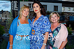 Enjoying the evening in the Ashe Hotel on Saturday, l to r: Karyn Moriarty, Ann Kahraman and Emer O'Leary.
