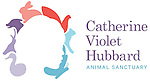 WATERBURY -- Dec. 24 -- 23_NEW_122413MDPHO03 -- The logo of the planned $10 million Catherine Violet Hubbard Animal Sanctuary features multi-colored animals creating a profile of Catherine. Contributed by Harmony Verna.