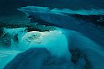 Aerial of the Great Bahamas Bank, Bahamas