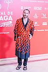 Ruben Ochandiano during Photocall of presentation of Malaga Film Festival 2020. 21 August 2020. (Alterphotos/Francis Gonzalez)