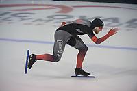 SPEEDSKATING: Calgary, The Olympic Oval, 08-02-2020, ISU World Cup Speed Skating, 1000m Men Division B, Alexandre St-Jean (CAN), ©foto Martin de Jong