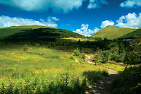 Beinn Odhar from The West Highland Way near Tyndrum, Loch Lomond and the Trossachs National Park