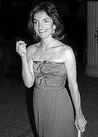 Jackie Kennedy 1977<br /> Photo By Adam Scull/PHOTOlink.net