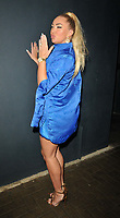 Aisleyne Horgan-Wallace at the Lit Bar launch party, Lit Bar, Lendal Terrace, Clapham, on Friday 10th September 2021 in London, England, UK. <br /> CAP/CAN<br /> ©CAN/Capital Pictures