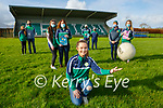Selena Looney and the Legion Ladies GAA committee who are participating in the One Good Club appeal