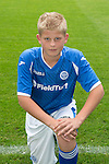 St Johnstone FC Academy Under 15's<br /> Jack Simpson<br /> Picture by Graeme Hart.<br /> Copyright Perthshire Picture Agency<br /> Tel: 01738 623350  Mobile: 07990 594431