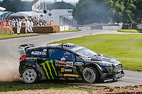 Ken Block at Goodwood Festival of Speed 2016 at Goodwood, Chichester, England on 24 June 2016. Photo by David Horn / PRiME Media Images