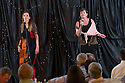 12/06/15<br /> <br /> L to R Helen Craven and Nuala Welsh singing Gypsies, Tramps and thieves<br /> Clifton Village Cabaret Night - fundraising event for Clifton School and Church held in Clifton Village Hall on Friday 12th June.<br /> <br /> The event raised £1,140.<br /> <br /> All Rights Reserved: F Stop Press Ltd. +44(0)1335 418365 www.fstoppress.com.