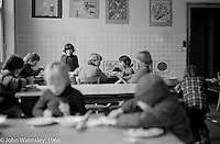 , Summerhill school, Leiston, Suffolk, UK. 1968.
