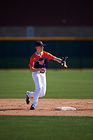 Matthew Snyder during the Under Armour All-America Tournament powered by Baseball Factory on January 18, 2020 at Sloan Park in Mesa, Arizona.  (Zachary Lucy/Four Seam Images)