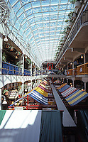 Vancouver: Lonsdale Quay Market--Interior--1986. North Vancouver. Photo '86.