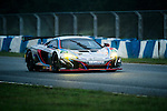 OD Racing Best Leader Team, #86 McLaren 650 GT3, driven by Fairuz Gauzy, Jono Leser and Chi Lun Tang in action during Asian LMS Qualifying (GT, GT Cup) of the 2016-2017 Asian Le Mans Series Round 1 at Zhuhai Circuit on 29 October 2016, Zhuhai, China.  Photo by Marcio Machado / Power Sport Images