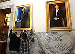 Gibbons Portrait Unveiled