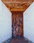 'River of Life' door design, Mission San Jose, San Jose, California