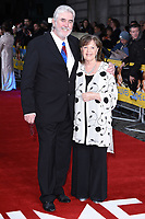 """John Alderton and Pauline Collins<br /> arrives for the premiere of """"The Time of Their Lives"""" at the Curzon Mayfair, London.<br /> <br /> <br /> ©Ash Knotek  D3239  08/03/2017"""