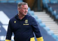 Stoke City Manager, Michael O'Neill during Millwall vs Stoke City, Sky Bet EFL Championship Football at The Den on 12th September 2020