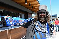 SAN JOSE, CA - JUNE 8: Fan during a game between FC Dallas and San Jose Earthquakes at Avaya Stadium on June 8, 2019 in San Jose, California.