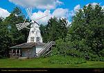 Windmill, High Peak Road, Catskill Mountains, East Windham, New York