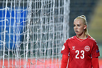 Sofie Svava of Denmark leaves the pitch during the Women s EURO 2022 qualifying football match between Italy and Denmark at stadio Carlo Castellani in Empoli (Italy), October, 27th, 2020. Photo Andrea Staccioli / Insidefoto