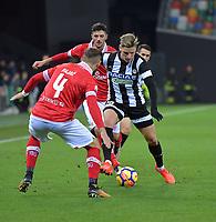 2017/11/30  Coppa Italia Udinese vs Perugia