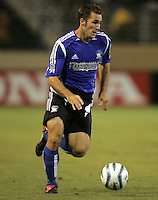 Brian Mullan. The San Jose Earthquakes defeated the Colorado Rapids 1-0 at Spartan Stadium in San Jose, CA on June 29, 2005.