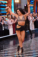 """Amy Dowden<br /> at the launch of """"Strictly Come Dancing"""" 2018, BBC Broadcasting House, London<br /> <br /> ©Ash Knotek  D3426  27/08/2018"""