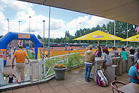 08-08-13, Netherlands, Rotterdam,  TV Victoria, Tennis, NJK 2013, National Junior Tennis Championships 2013,  Atmosphere<br /> <br /> <br /> Photo: Henk Koster