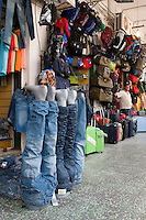 Tripoli, Libya - Clothing Store, Shopping Arcade, Jeans, Levis