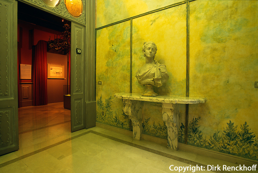 Spanien, Mallorca, Palma de Mallorca, im Museum J. Torrents Llado