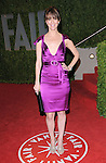 RoseMarie DeWitt at The 2009 Vanity Fair Oscar Party held at The Sunset Tower Hotel in West Hollywood, California on February 22,2009                                                                                      Copyright 2009 RockinExposures / NYDN