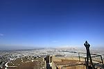 Golan Heights, Mount Bental