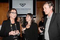 September 18, 2012 - Montreal (Qc) CANADA - Jacques Bouchard Fondation Fondation 5th benefit event at scena in Old-Port -  Caroline Bouchard<br /> <br /> <br /> <br /> <br /> <br /> FRENCH CAPTION BELOW : La Fondation Jacques-Bouchard lance sa 5e campagne de financement -  Caroline Bouchard