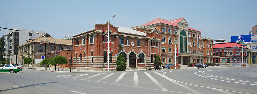 The Former Post Office On Liaohe Square, Yingkou (Newchwang).