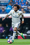 Marcelo Vieira Da Silva of Real Madrid in action during their La Liga match between Real Madrid and Valencia CF at the Santiago Bernabeu Stadium on 29 April 2017 in Madrid, Spain. Photo by Diego Gonzalez Souto / Power Sport Images