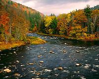 Sacandaga River near Windfall; Adirondack and Preserve, NY