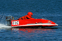 71-C..Stock outboard hydro