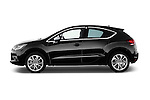 Driver side profile view of a 2013 Citroen DS4 Sport Chic 5 Door Hatchback 2WD