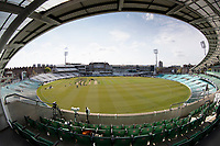 A general view of the Kia Oval during Surrey CCC vs Hampshire CCC, LV Insurance County Championship Group 2 Cricket at the Kia Oval on 30th April 2021