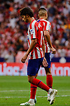 Joao Felix of Atletico de Madrid during La Liga match between Atletico de Madrid and SD Eibar at Wanda Metropolitano Stadium in Madrid, Spain.September 01, 2019. (ALTERPHOTOS/A. Perez Meca)