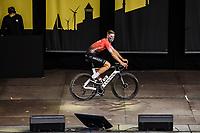 Clément Russo (FRA/Arkéa Samsic) at the pre Tour teams presentation of the 108th Tour de France 2021 in Brest at le Grand Départ.
