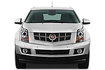 Straight front view of a 2010 Cadillac SRX Performance