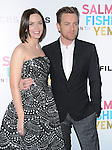 Emily Blunt and Ewan McGregor at CBS Films' U.S. Premiere of SALMON FISHING IN THE YEMEN held at The Directors Guild of America in West Hollywood, California on March 05,2012                                                                               © 2012 Hollywood Press Agency